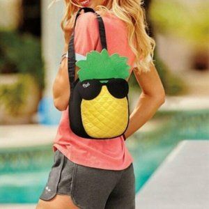 Victoria's Secret PINK PINEAPPLE Insulated Cooler